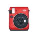 Fujifilm Instax Mini 70 Instant Camera including 10 Shots - Red