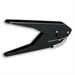 Rexel S120 Single Hole Plier Punch Black
