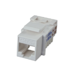 Lindy 60366 White cable boot