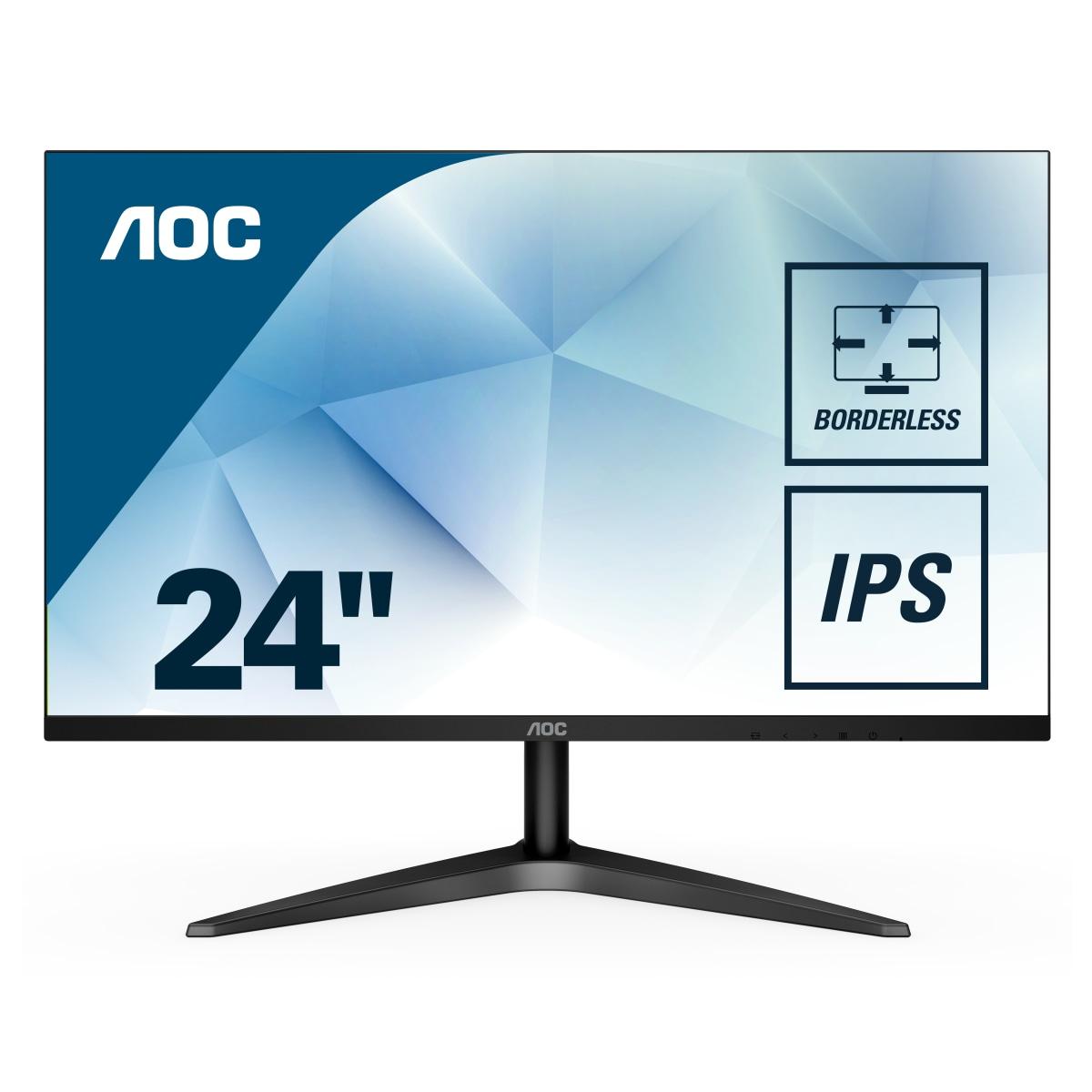 Desktop Monitor - 24B1XHS - 23.8in - 1920x1080 (Full HD) - 7ms