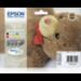 Epson Teddybear Multipack T0615 4 colores (etiqueta RF)