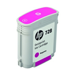 HP F9J62A (728) Ink cartridge magenta, 40ml