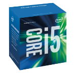 Intel Core ® ™ i5-6600 Processor (6M Cache, up to 3.90 GHz) 3.3GHz 6MB Smart Cache Box processor