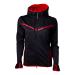 ASSASSIN'S CREED Odyssey Technical Dark Full Length Zipper Hoodie, Female, Extra Large, Black/Red (HD734145ACO-XL)