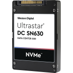 Western Digital Ultrastar DC SN630 internal solid state drive U.2 960 GB PCI Express 3.0 3D TLC NVMe