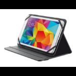 """Trust 20057 tablet case 20.3 cm (8"""") Folio Black"""