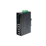 ASSMANN Electronic ISW-621TS15 Managed L2 Fast Ethernet (10/100) Black network switch