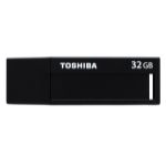 Toshiba TransMemory U302 32GB USB 3.0 (3.1 Gen 1) Type-A Black USB flash drive