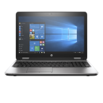 "HP ProBook 650 G2 2.3GHz i5-6200U 15.6"" Black,Silver"