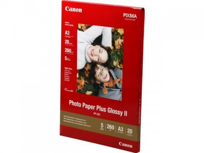 Canon PP-201 photo paper High-gloss A3