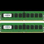 Crucial 16GB DDR4 16GB DDR4 2133MHz ECC memory module