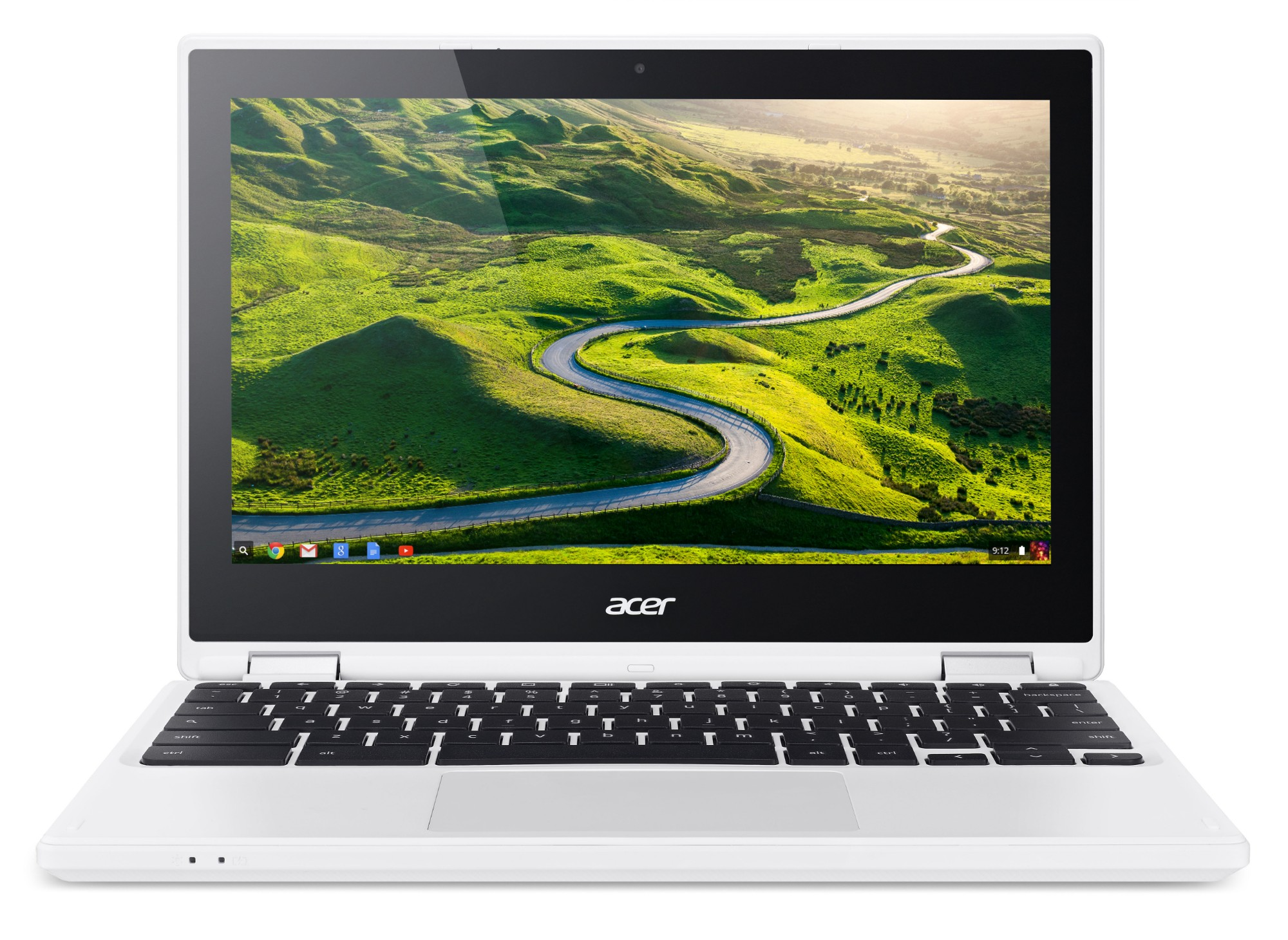 "Acer Chromebook R 11 CB5-132T-C0DF 1.6GHz N3050 11.6"" 1366 x 768pixels Touchscreen Black,White Chromebook"