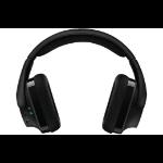 Logitech G533 Biauricular Diadema Negro auricular con micrófono