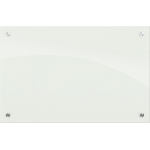 "MooreCo 83951 whiteboard 47 x 35.4"" (1194 x 900 mm) Glass"