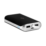 SWISS Power Pack 4000mAh Up to 25 hours additional talk For Android, iOS, cameras