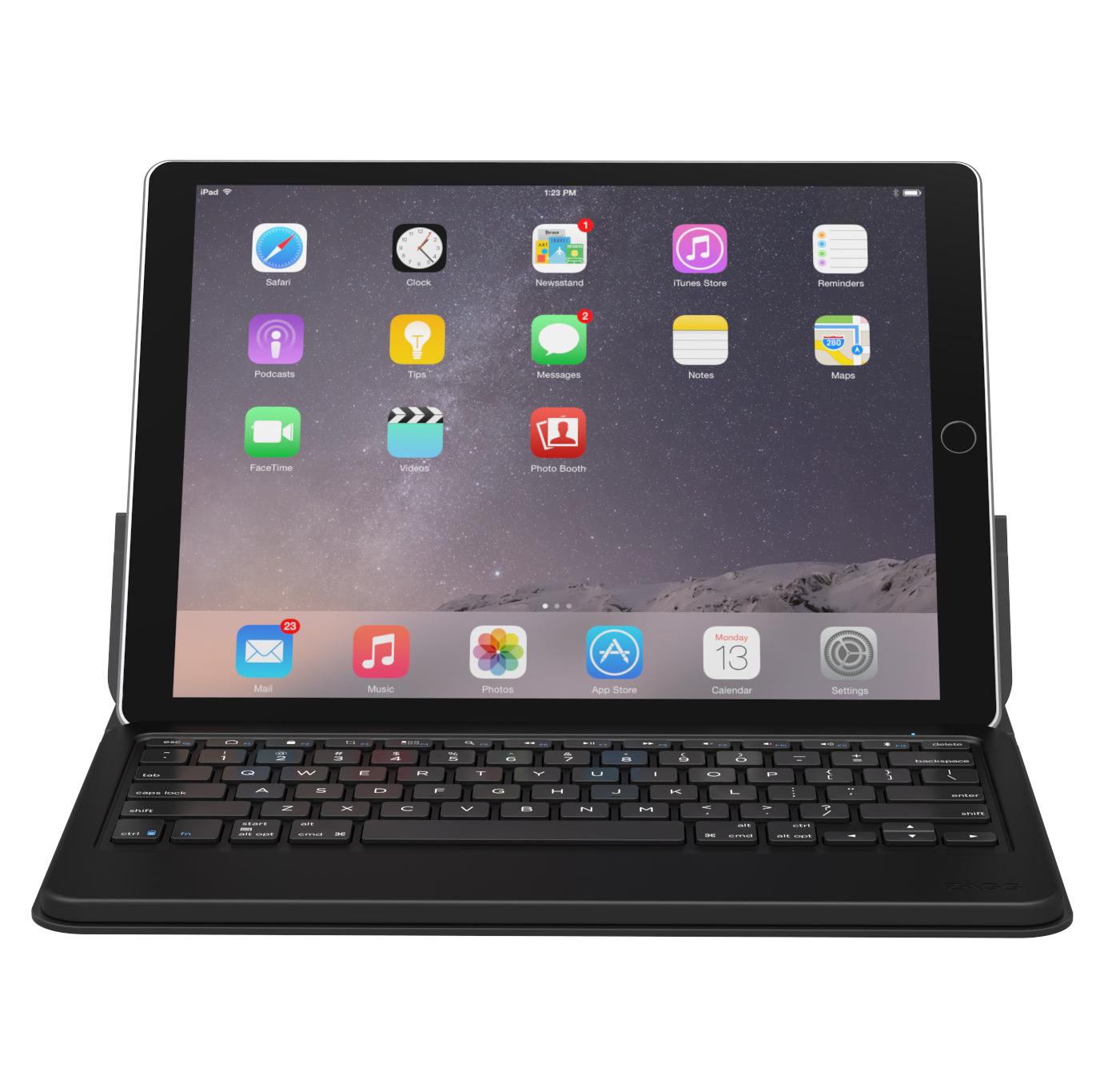 Zagg Messenger Universal Mobile Device Keyboard Qwerty Uk