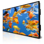 "DynaScan DS552LT4 Digital signage flat panel 54.64"" LED Full HD Black signage display"