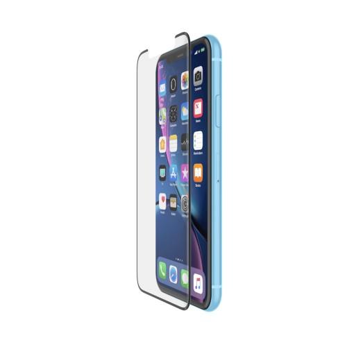 Belkin TEMP CURVE BLK SCREEN PROT IPH XR iPhone XR 1 pc(s)