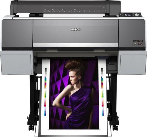 Epson SureColor SC-P7000V large format printer