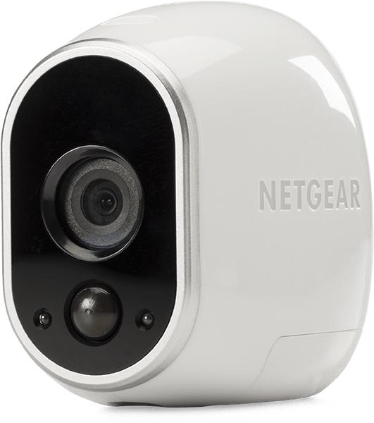 Arlo VMS3130 IP security camera Outdoor Bullet Ceiling/Wall 1280 x 720 pixels