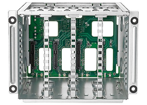 Hewlett Packard Enterprise DL380 Gen9 Additional 8SFF Bay2 Cage/Backplane Kit