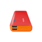 ADATA PT100 Lithium-Ion (Li-Ion) 10000mAh Red power bank