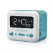 Energy Sistem Clock Speaker 2 Reloj Digital Azul, Blanco