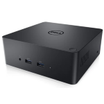 DELL TB18DC notebook dock/port replicator USB 3.0 (3.1 Gen 1) Type-B Black