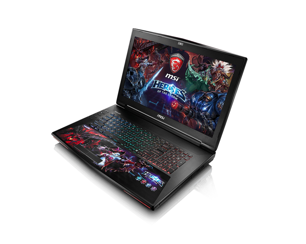 "MSI Gaming GT72S 6QE(Dominator Pro G Heroes Special Edition)-1035UK 2.7GHz i7-6820HK 17.3"" 1920 x 1080pixels Black"