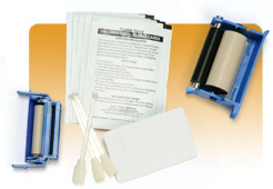 Cleaning Card Kit Premier (25 Swab 50 Cleaning Cards)