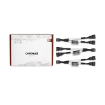 Noctua NA-SYC1 Chromax.White 11cm 4Pin PWM Fan Power Splitter Cables (3 Pack)