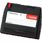 Imation 2.5/5GB Travan 5 Tape Cartridge