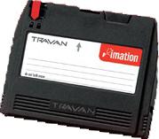 Imation 2.5/5GB Travan 5 Tape Cartridge 4 mm