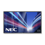 "NEC MultiSync P703 PG - 70"" - Full HD - LED - Protective Glass - Public Display"