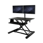 StarTech.com BNDSTSLGDUAL desktop sit-stand workplace
