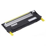 DELL 593-10496 (M127K) Toner yellow, 1000 pages @ 5% coverage