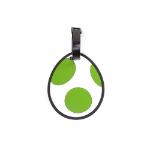 Nintendo Super Mario Bros. Yoshi's Egg Rubber Luggage Tag, One Size, Multi-colour (TL902010NTN)