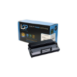 Click, Save & Print Remanufactured Lexmark 08A0477 Black Toner Cartridge