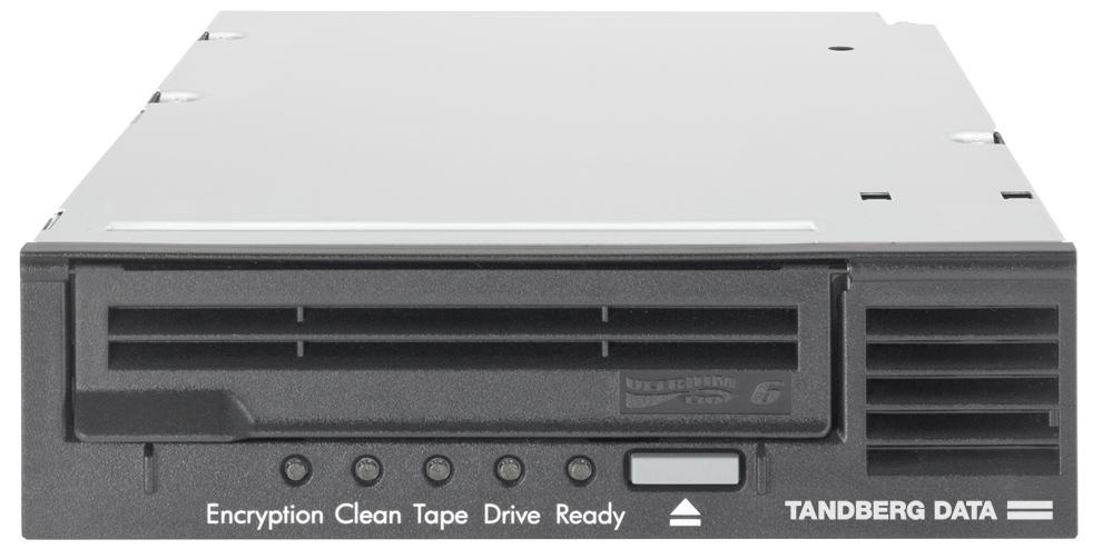 Tandberg Data LTO-6 HH SAS tape drive Internal 2500 GB TD-LTO6iSA