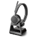 POLY Voyager 4220 Office Auriculares Diadema Negro
