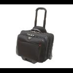 """Wenger/SwissGear Potomac notebook case 43.2 cm (17"""") Trolley case Black"""