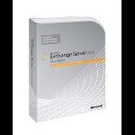 Microsoft Exchange Server 2010 Standard, GOV, OLP-NL, SA, D CALZZZZZ], 381-02590
