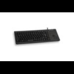 CHERRY XS Trackball G84-5400 keyboard USB QWERTZ German Black