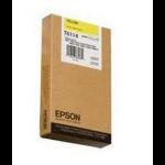Epson C13T611400 (T6114) Ink cartridge yellow, 110ml