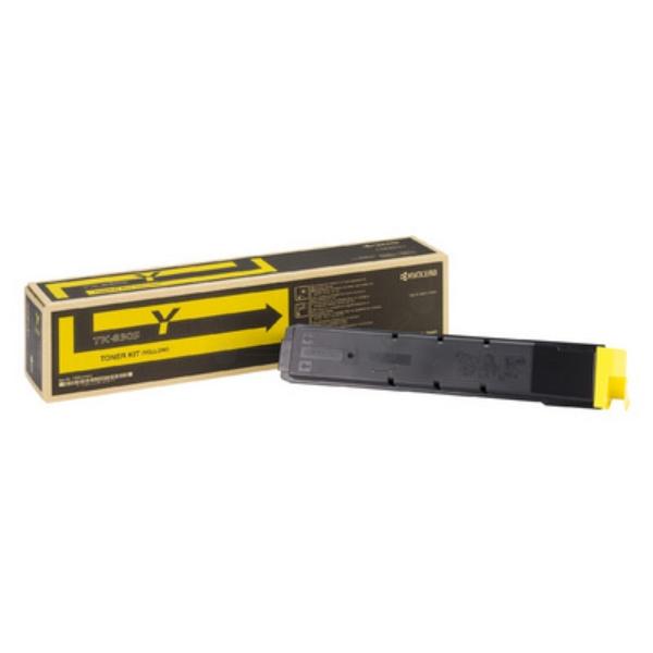 KYOCERA 1T02LCANL0 (TK-8505 Y) Toner yellow, 20K pages