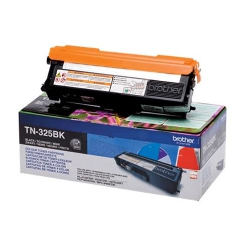 Brother TN325BK Laser Toner Cartridge black 4000 pages