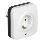 C2G 80788 1AC outlet(s) White surge protector