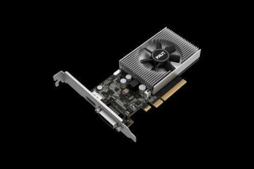 Palit NEC103000646-1082F graphics card NVIDIA GeForce GT 1030 2 GB GDDR4