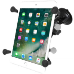 """RAM Mounts X-Grip with Twist-Lock Suction Cup Mount for 7""""-8"""" Tablets"""