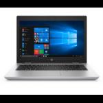 """HP ProBook 640 G5 Notebook Silver 35.6 cm (14"""") 1920 x 1080 pixels 8th gen Intel® Core™ i5 8 GB DDR4-SDRAM 256 GB SSD Wi-Fi 6 (802.11ax) Windows 10 Pro"""